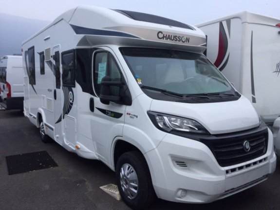 achat  Chausson Welcome 728 Eb ALPES EVASION