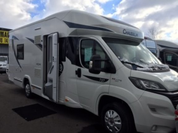 achat  Chausson Welcome 737 ALPES EVASION
