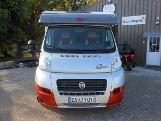 achat  Burstner It 664 Quatro  CAMPING-CAR-ESCAPADE