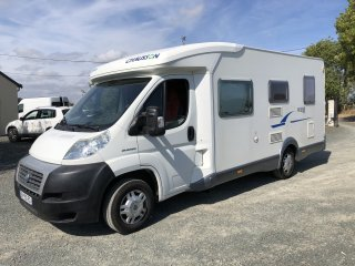 achat  Chausson Flash 08 CAMPING-CAR ESCAPADE