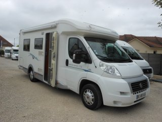 achat  Chausson Welcome 72 CAMPING-CAR-ESCAPADE