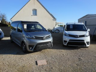 achat  Crosscamp Proace CAMPING-CAR ESCAPADE