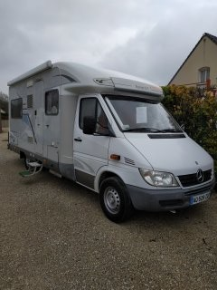 achat  Hymer Gt Tamp  CAMPING-CAR ESCAPADE
