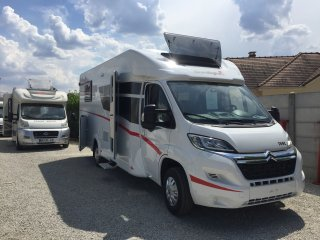 achat  Sunlight T 69 L CAMPING-CAR ESCAPADE