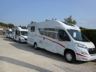 achat  Sunlight T 69 S CAMPING-CAR-ESCAPADE