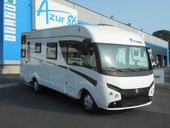 achat  Itineo Sb 700 AZUR 86