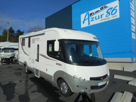 achat  Rapido 9090 DF AZUR 86