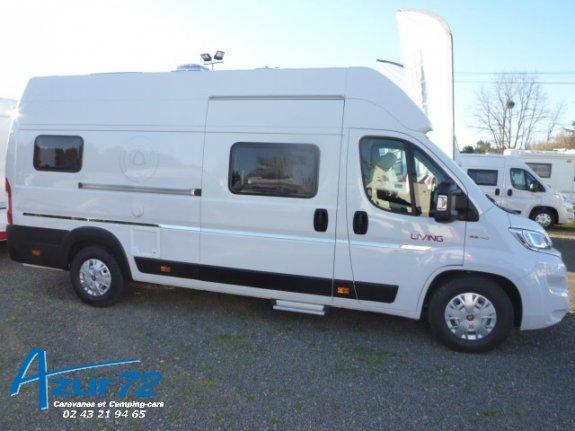achat  Campereve Living Van AZUR 72