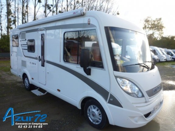 Hymer Exsis I 614 occasion