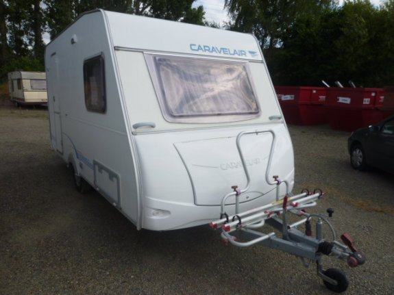 Caravelair Antares Luxe Ambiance 400