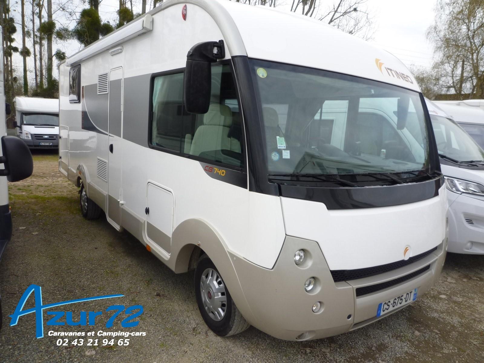 Itineo Cb 740 - 1