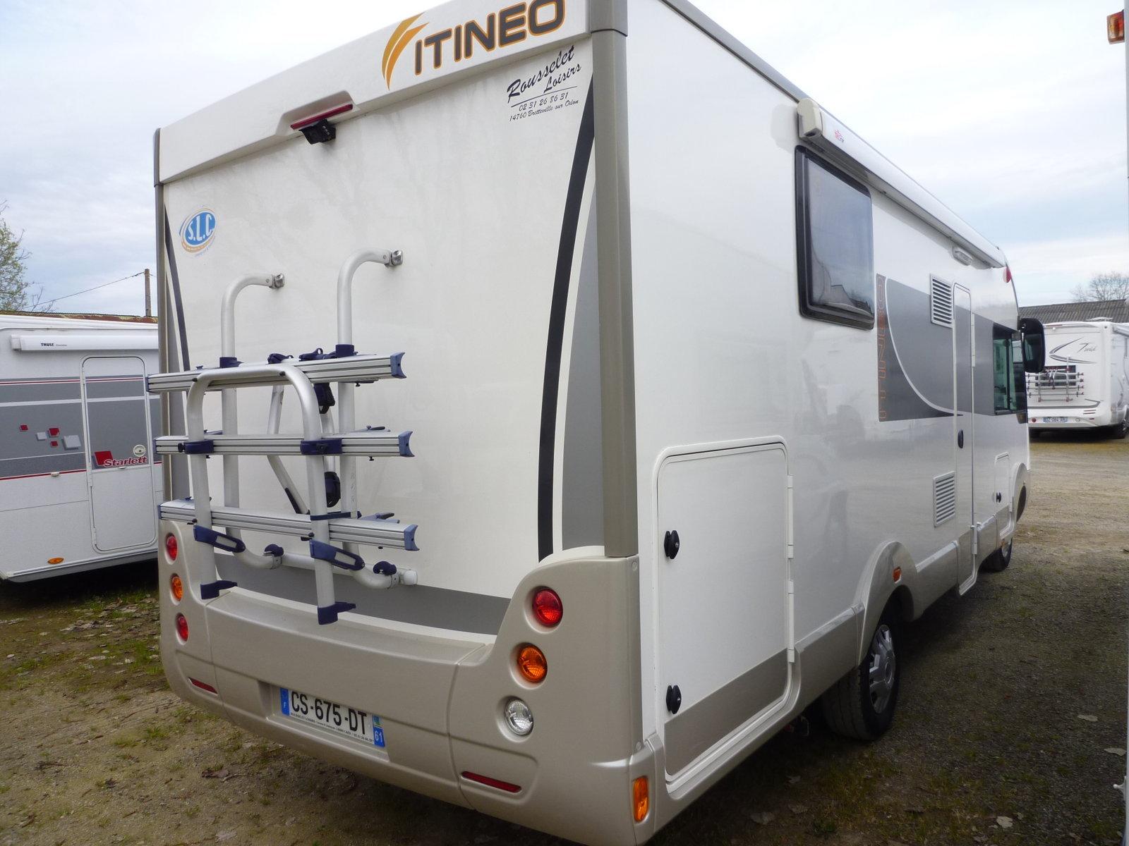 Itineo Cb 740 - 2