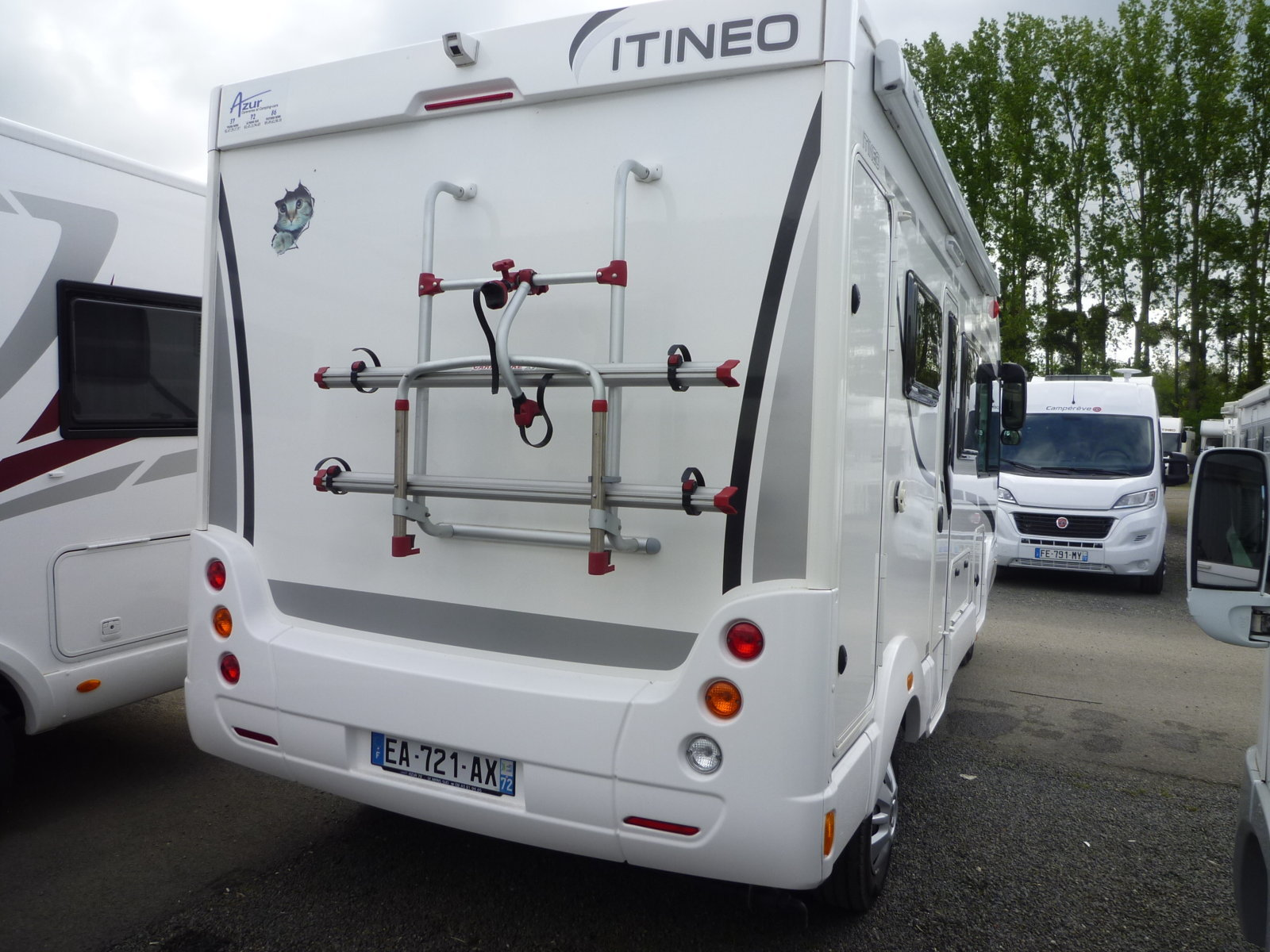 Itineo FB 600 - 2