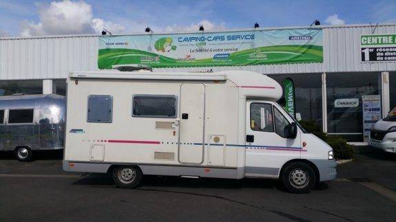 achat escc Adria S 573 Ds CAMPING-CARS SERVICE