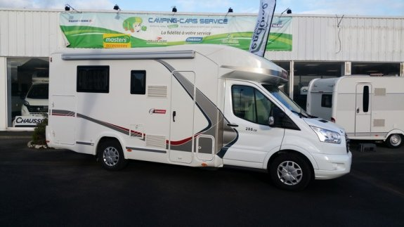 achat  Challenger 288 Eb CAMPING-CARS SERVICE