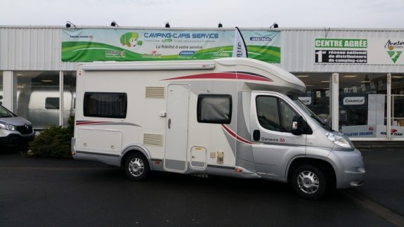 achat  Challenger Genesis 36 CAMPING-CARS SERVICE