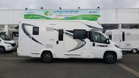achat  Chausson 640 CAMPING-CARS SERVICE