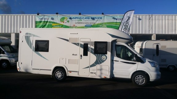 achat  Chausson 716 CAMPING-CARS SERVICE