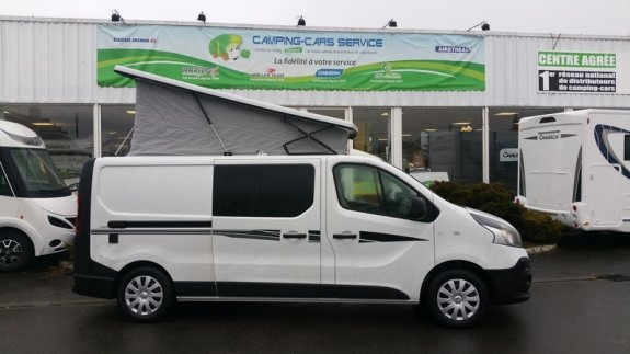 achat  Font Vendome Auto Camp CAMPING-CARS SERVICE