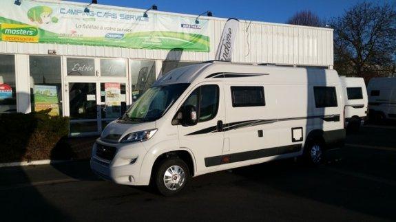 achat  Font Vendome Duo Van CAMPING-CARS SERVICE