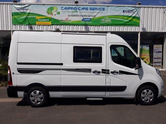 achat  Font Vendome Master Van Xs CAMPING-CARS SERVICE