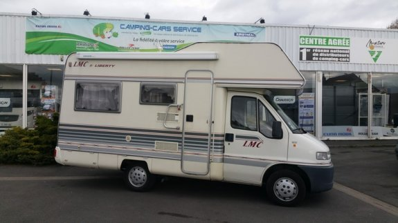 achat  LMC Liberty CAMPING-CARS SERVICE