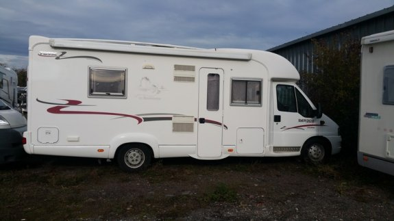 achat  Rapido 7099 C CAMPING-CARS SERVICE