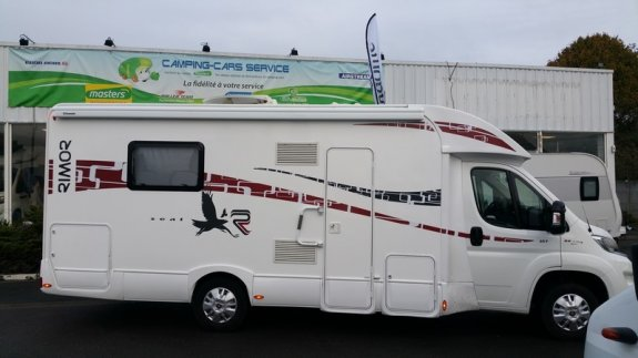 achat  Rimor Seal 69 P CAMPING-CARS SERVICE