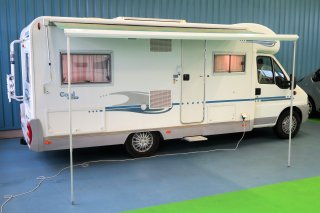 achat  Adria 650 SP PLEIN-AIR NORMANDIE