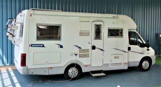 achat  Autostar Athenor 458 PLEIN-AIR NORMANDIE