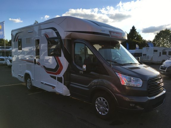 achat  Challenger Mageo 270 GALLOIS OISE-CAMPING