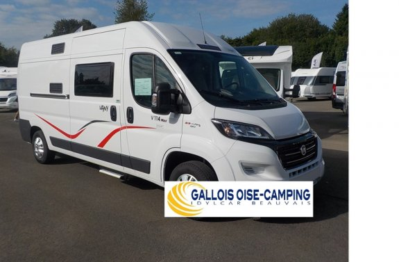 achat  Challenger Vany V114 Max GALLOIS OISE-CAMPING