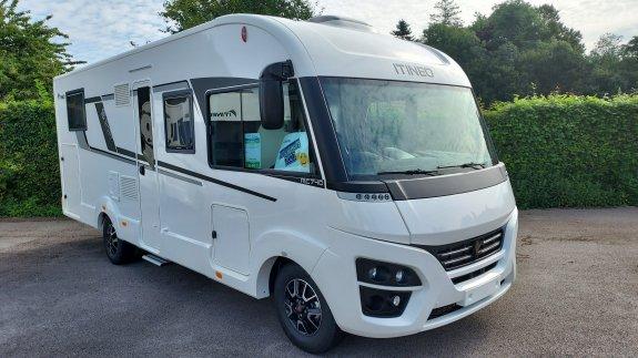 achat  Itineo Mc 740 Spirit Edition GALLOIS OISE-CAMPING