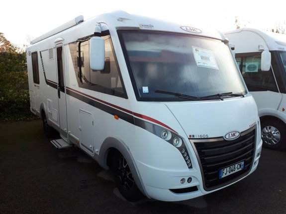 achat  LMC I 605 GALLOIS OISE-CAMPING