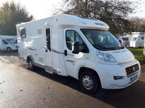 achat  Rapido 680 F GALLOIS OISE-CAMPING