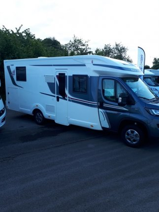 achat  Rapido 696 F GALLOIS OISE-CAMPING