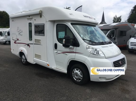 achat  Rapido 703 C GALLOIS OISE-CAMPING