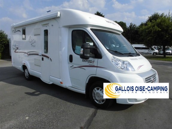 achat  Rapido 7083 C GALLOIS OISE-CAMPING