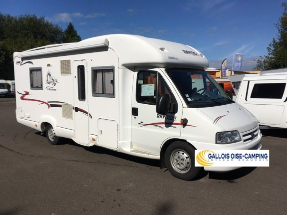 achat  Rapido 7099 C GALLOIS OISE-CAMPING