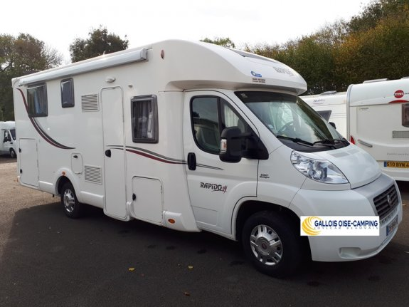 achat  Rapido 691 FF GALLOIS OISE-CAMPING