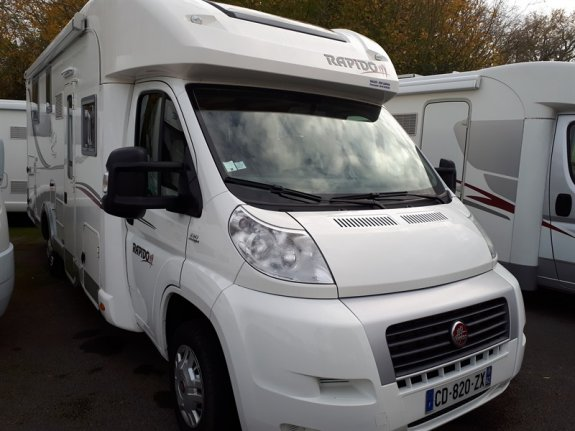 achat  Rapido 791 FF GALLOIS OISE-CAMPING