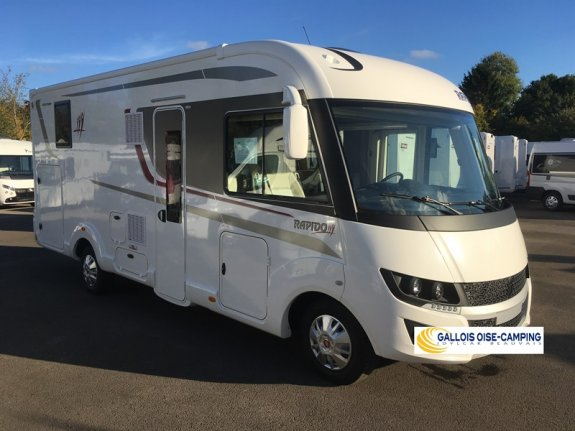 achat  Rapido 8080 Df GALLOIS OISE-CAMPING