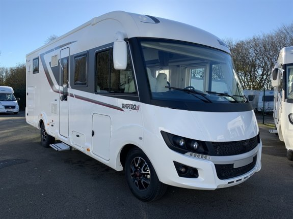 achat  Rapido 8096 Df Ultimate Line GALLOIS OISE-CAMPING