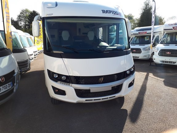 achat  Rapido 850 F GALLOIS OISE-CAMPING