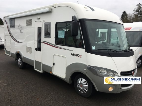 achat  Rapido 881 F GALLOIS OISE-CAMPING
