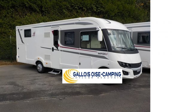 rapido 896 f occasion annonces de camping car en vente net campers. Black Bedroom Furniture Sets. Home Design Ideas