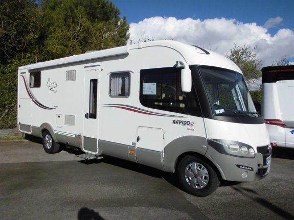achat  Rapido 9000 Dfh GALLOIS OISE-CAMPING
