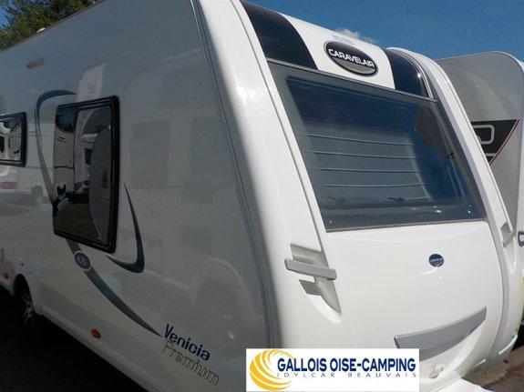 achat caravane / mobil home Caravelair Venicia 475 GALLOIS OISE-CAMPING