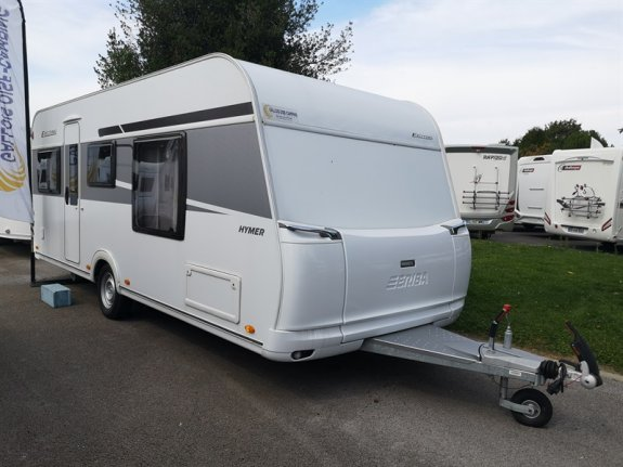 achat caravane / mobil home Eriba Exciting 470 GALLOIS OISE-CAMPING