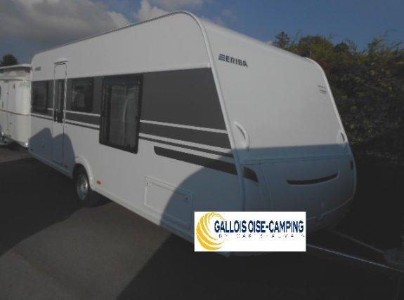 achat caravane / mobil home Eriba Living 550 GALLOIS OISE-CAMPING